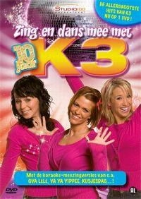 Cover K3 - Zing en dans mee met K3 [DVD]